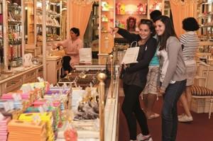 Boutique chocolat Daranatz